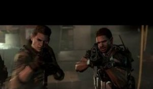 Resident Evil 6 : Gameplay Trailer