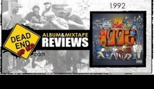 The Game - 1992 Album Review | DEHH