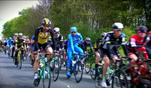 Summary - Étape 1 / Stage 1 (Bridlington - Scarborough) - Tour de Yorkshire 2017