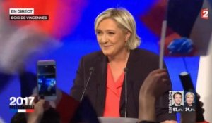 Marine Le Pen proposera «une transformation profonde» du Front national