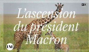 L'info en stock : L'ascension d'Emmanuel Macron