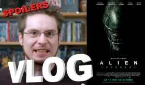 Vlog - Alien : Covenant