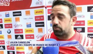 "Rugby à 7 – Candelon : ""Beaucoup de tristesse"""