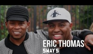 Dr. Eric Thomas Preaches Perseverance and Hope at Generation Hope Project