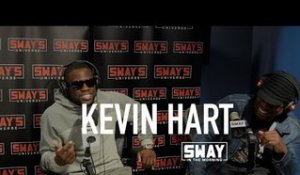 Kevin Hart on Social Media Revenge, Dave Chappelle as Best Stand-Up Comedian + Freestyles!