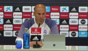 21e j. (en retard) - Zidane : ''Vigo fera son maximum""