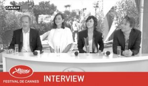 Ismaël's Ghost - Interview - EV - Cannes 2017
