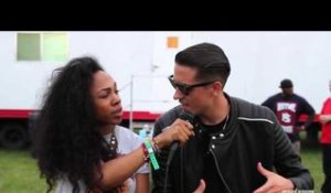 G-Eazy Talks W/ Tracy G About Performing At Festivals Vs. Auditoriums & Watching Nas Perform