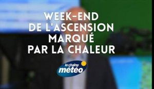 Week-end de l'Ascension marqué par la chaleur