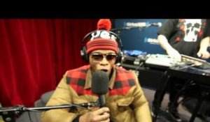 Papoose Freestyles on Sway in the Morning