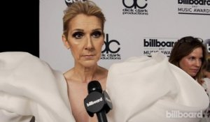 "Celine Dion On Performing ""My Heart Will Go On"" 