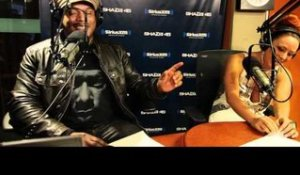 Aubrey O'Day talks love-life and why she likes to go topless on #SwayInTheMorning