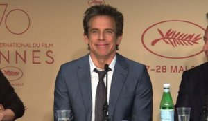 "Dustin Hoffman, Ben Stiller, stars de ""The Meyerowitz Stories"""
