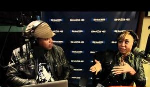 Sadie Hawkins talks upcoming projects on #SwayInTheMorning