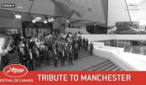 TRIBUTE TO MANCHESTER - EV - Cannes 2017