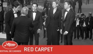 BULHANDANG - Red Carpet - EV - Cannes 2017