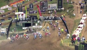 Fiat Professional MXGP of France 2017 - EMX125 Race1 - Highlights