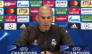 "Ligue des champions - Zidane : ""On a quelque chose d'extraordinaire à faire"""