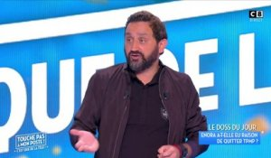 "Cyril Hanouna : ""On attend la décision de Matthieu Delormeau"" - TPMP - 30/05/2017"
