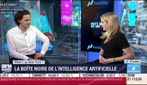 What's Up New York: La boîte noire de l'intelligence artificielle - 01/06