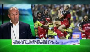 L'After rugby analyse la performance de Clermont