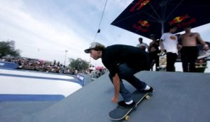 Adrénaline - Skateboard : En 2016, Robin Bolian avait remporté le Red Bull Bowl Rippers