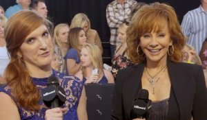 "Reba McEntire On Videos for ""Forever Country"" and ""Back to God"" 