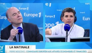 "Pierre Moscovici : ""Theresa May est dans une situation moins simple"""