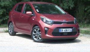Essai Kia Picanto 1.0 L 67 Launch Edition (2017)