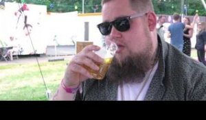 Rag'n'Bone Man interview @ Pinkpop