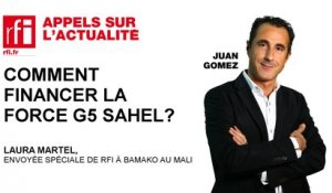 Comment financer la force G5 Sahel ?