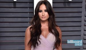 Demi Lovato Shares New Track 'Sorry Not Sorry' | Billboard News