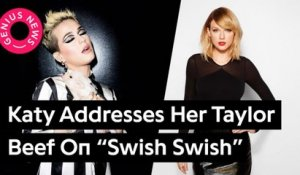 "Katy Perry & Nicki Minaj Serve Taylor Swift Some Karma On ""SWISH SWISH"""