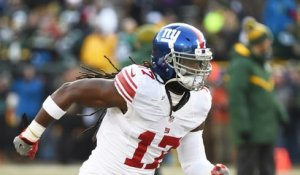 Dwayne Harris: If Giants don't have top WRs, we're in the top three