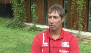 Volley - Euro : Tillie «Objectif podium»
