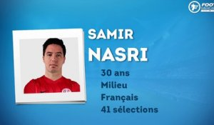 Officiel : Nasri file à l'Antalyaspor