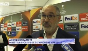 "Ligue Europa - Zubizarreta : ""On peut aller plus loin que la phase de groupe"""