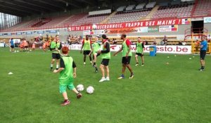 Fan day du Royal Excel Mouscron