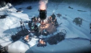 Frostpunk - Bande-annonce de gameplay