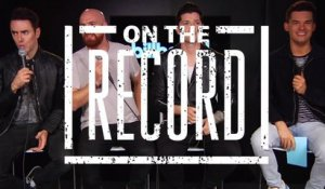 On The Record: The Script Discuss New Music