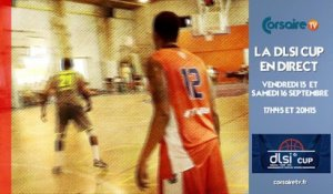 Sports en direct : DLSI Cup (Basket) !