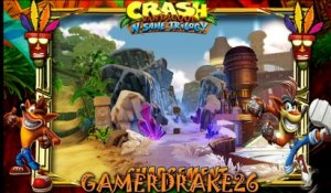 gamerdrake26 live  crash bandicoot n sane trilogy (10/09/2017 17:03)