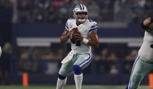 Anthony Brown: Dak Prescott is very versatile and makes all the plays