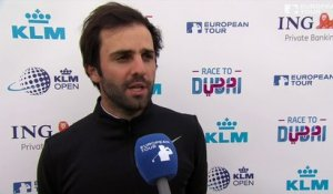 KLM Open (T3) : La réaction de Joël Stalter
