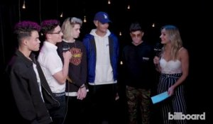 PRETTYMUCH Talk New Music, Upcoming Tour with Jack & Jack | iHeartRadio Music Fest 2017