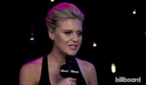 Kelsea Ballerini Talks New Music, Taylor Swift and Shania Twain | iHeartRadio Music Fest 2017