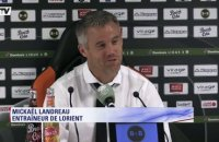 "Landreau : ""Un match sans spectacle ni but"""