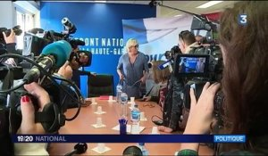 Marine Le Pen lance la refondation du Front national