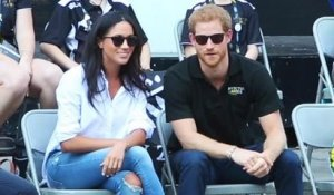It's Official! Prince Harry and Megan Markle Finally Appear Together