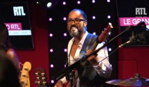 Wyclef Jean - What happened to love (LIVE) Le Grand Studio RTL